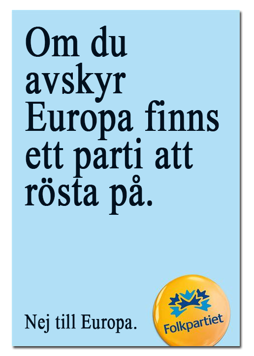 folkpartiet eu val 2014